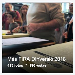Més FIRA DIYversió 2018