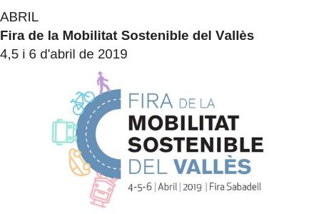 Fira de Mobilitat Sostenible del Vallès
