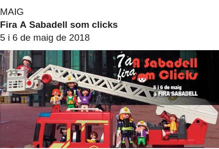 A Sabadell Som Clicks 2018