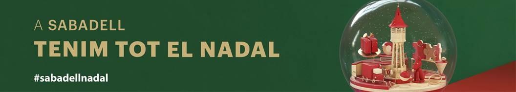 a Sabadell tenim tot el nadal